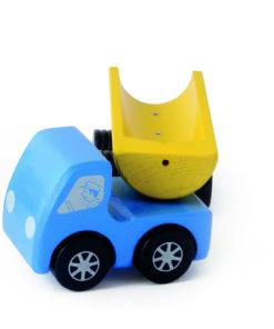 Camion benne bleu Foulon