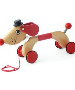 Flambo le chien à trainer Foulon