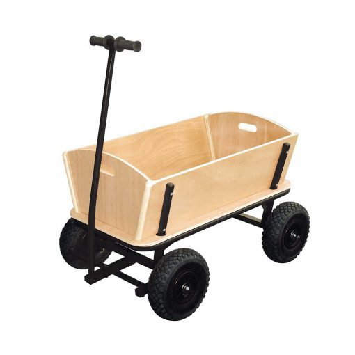 Chariot XXL noir Legler