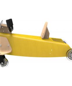 Kit « Avion à bascule vers porteur Avion » Chou du Volant