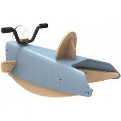 Moto à bascule 2 en 1 Chou du Volant