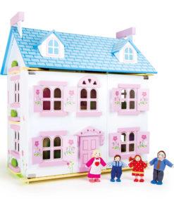 Maison de poupées « Rêve floral »