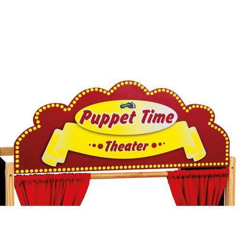 Théâtre en bois jouet enfant