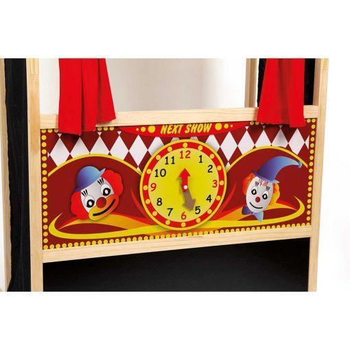 Théâtre de marionnettes « Guignol »