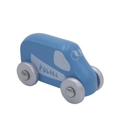 Camion police bleu Foulon