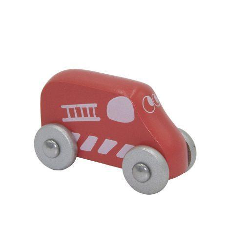 Camion pompier rouge Foulon