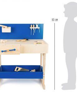 Etabli et outils pour enfants Legler WB-10839-LR