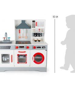 Cuisine de luxe pour enfants Legler WB-11081-LR