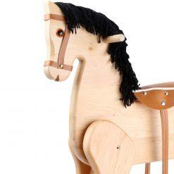 cheval a bascule jouet bois legler