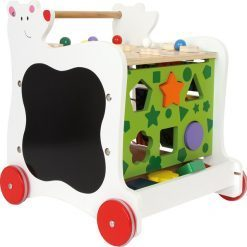 chariot de marche ours smallfoot