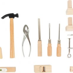 outils pour etabli enfant en bois smallfoot