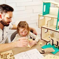 jouet en bois la maison des ursidae caenvoiedubois